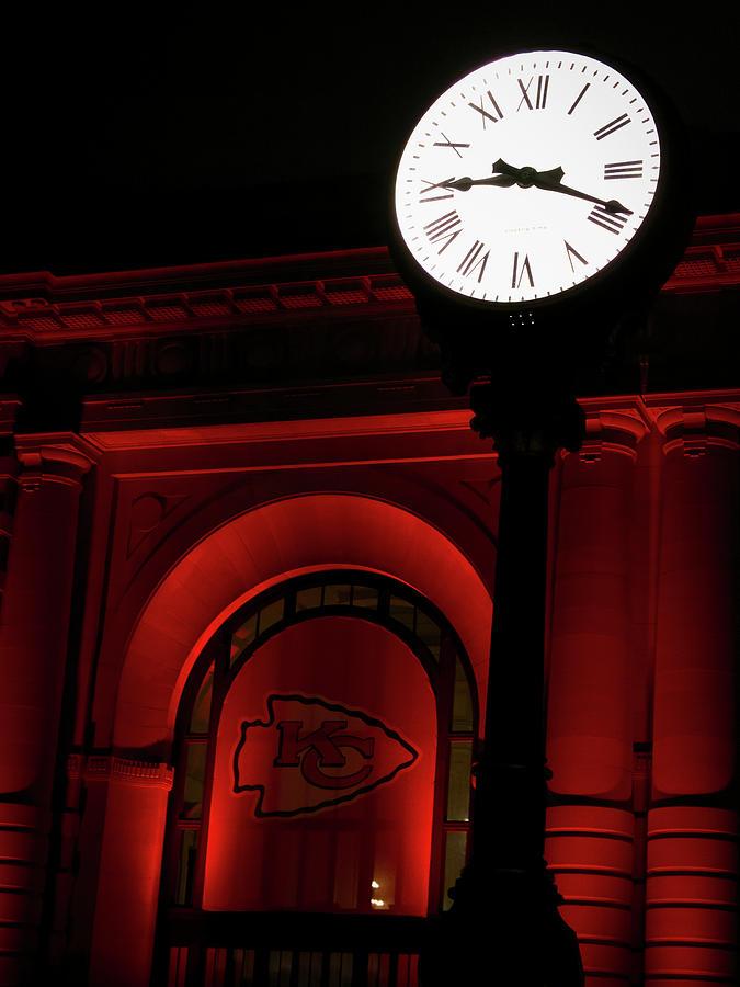 Chief's Time by Josh Spengler