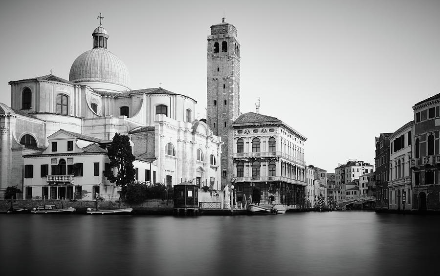 Chiesa di San Geremia, Church of Saint Jeremiah, Venice, Italy by Richard Goodrich