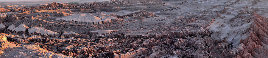 Chile - Death Valley 1 - Atacama Desert by Jeremy Hall