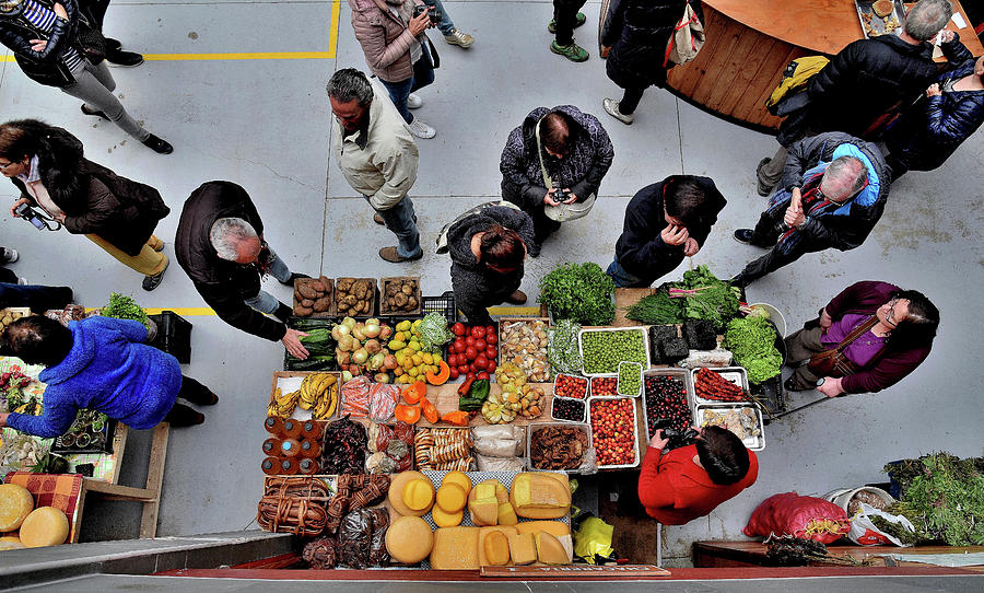 Chile - Food Market 10 - Castro Town - Chileo Island by Jeremy Hall