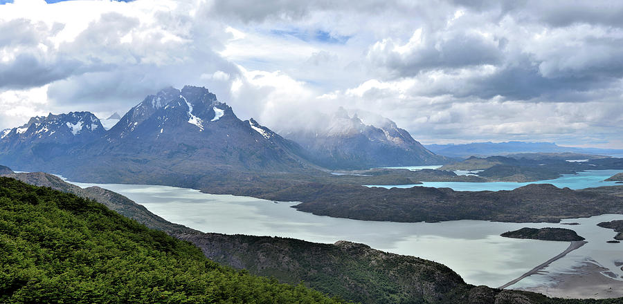 Chile - Patagonia - Torres del Pain Mountains by Jeremy Hall