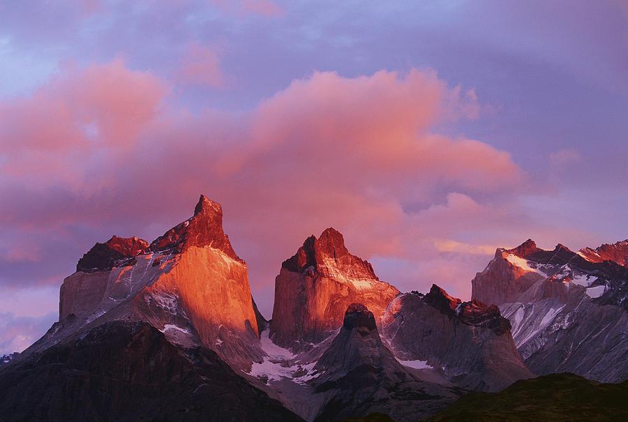 Chile, Torres Del Paine National Park Photograph by Paul Souders