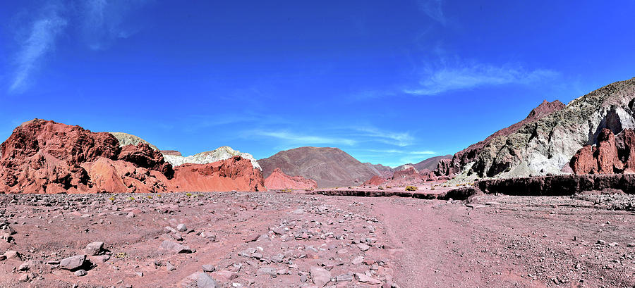Chile - Valley of the Rainbow - Atacama Desert by Jeremy Hall