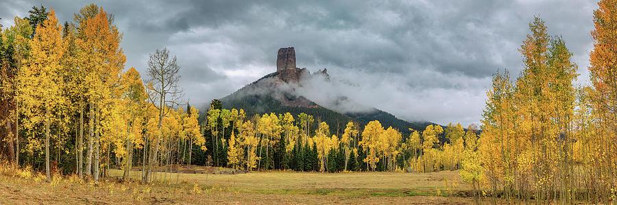 Chimney Rock by Emmanuel Panagiotakis