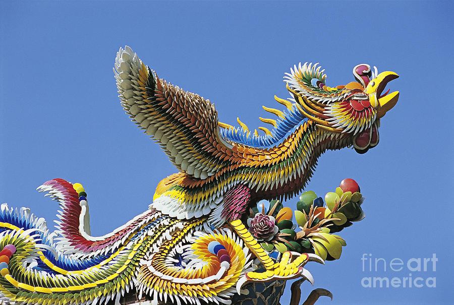 China, Taiwan, Taipei,  Confucius Photograph by Sylvester Adams