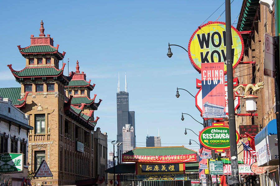 Chinatown Chicago by Juli Scalzi