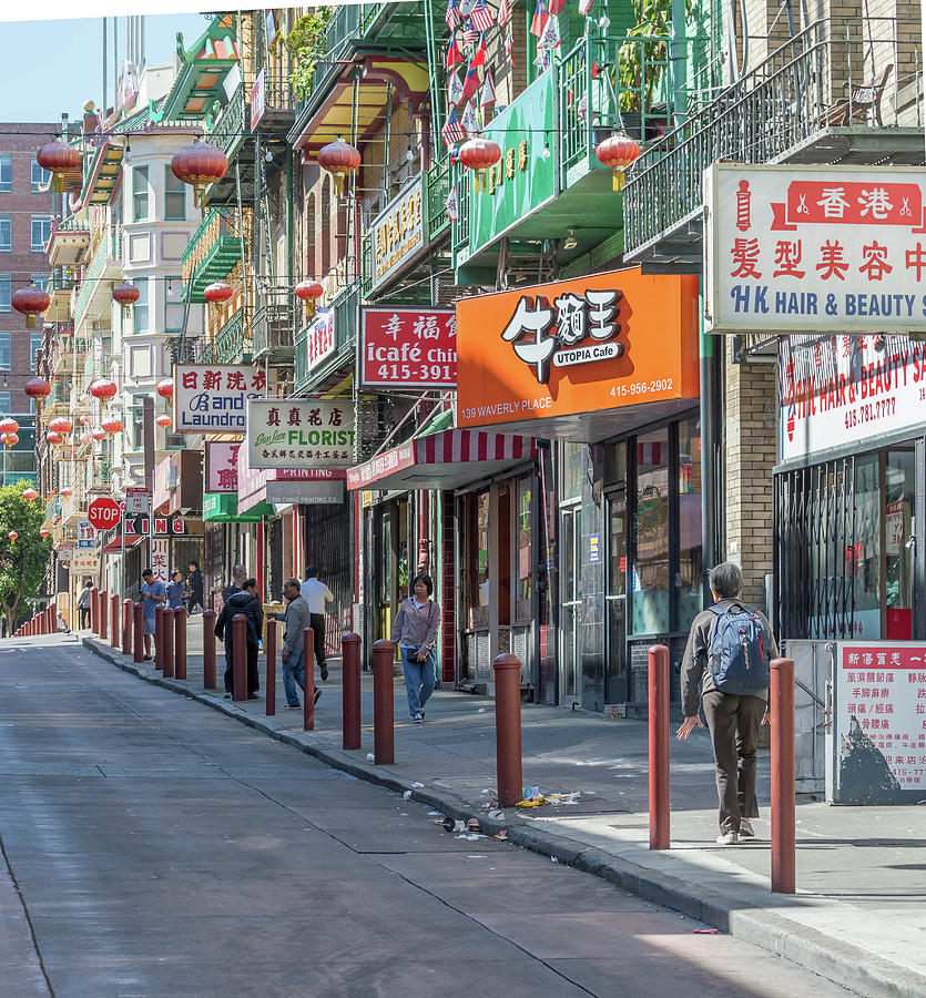 Chinatown by Mary Chris Hines