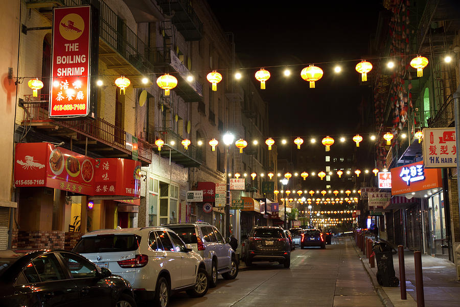 Chinatown San Francisco by Nathan Rupert