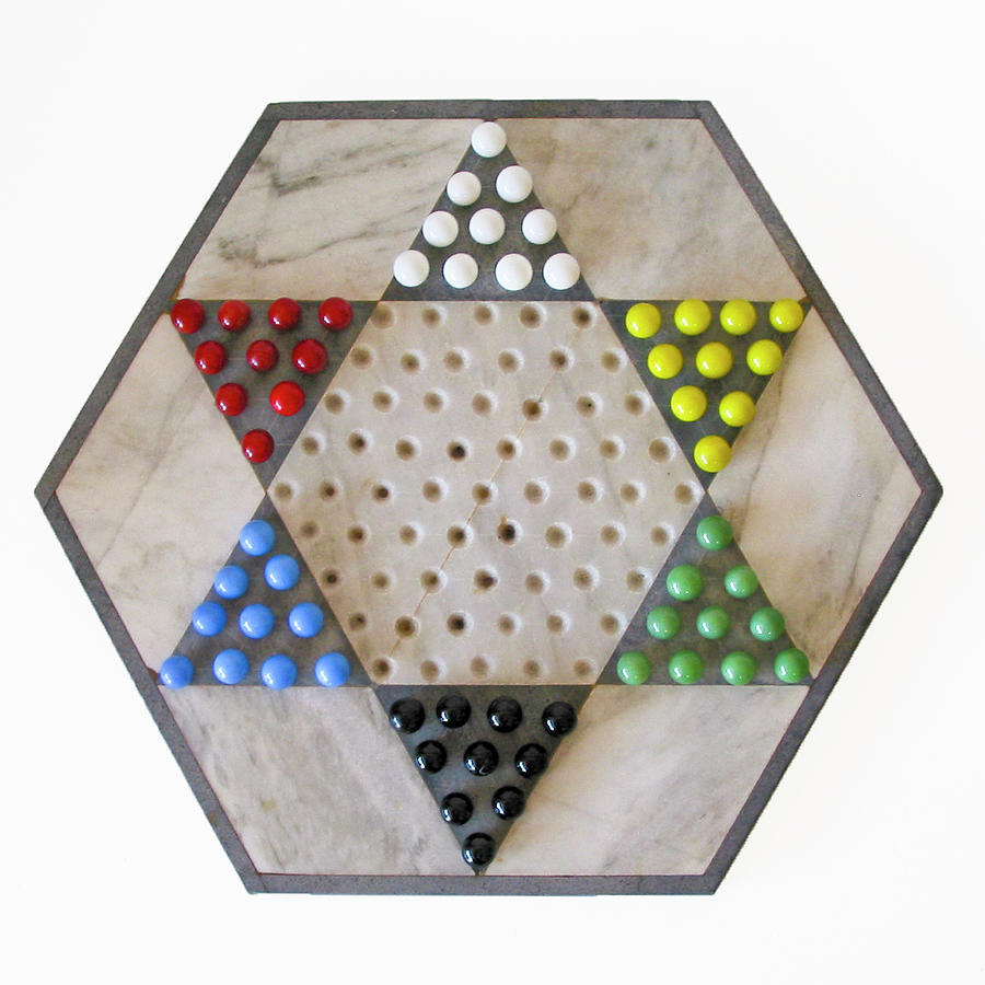 Chinese Checkers by David and Carol Kelly