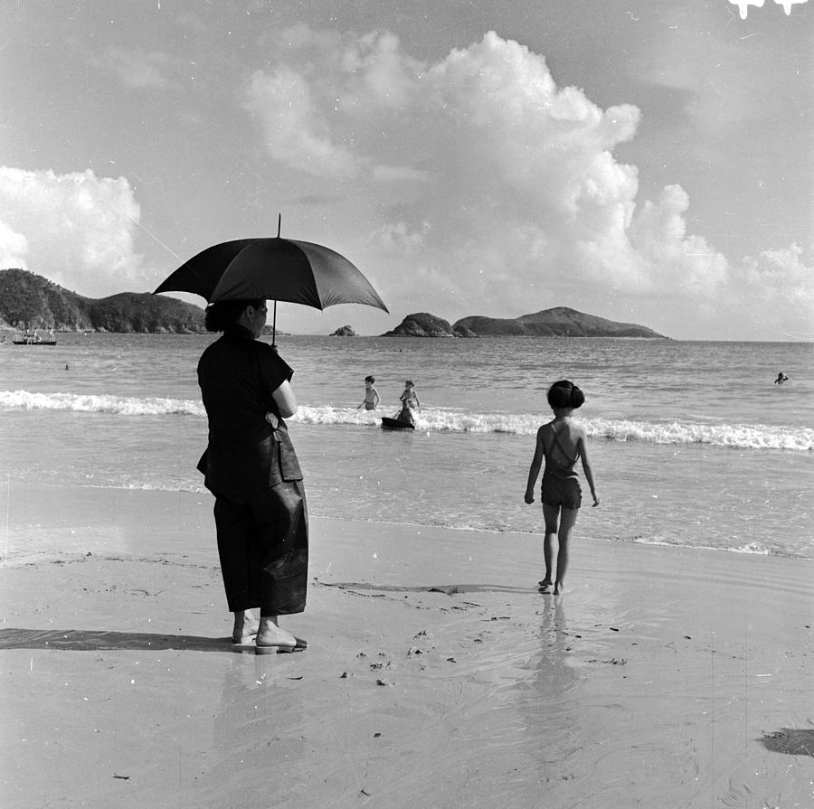 Chinese Nanny Photograph by Horace Abrahams
