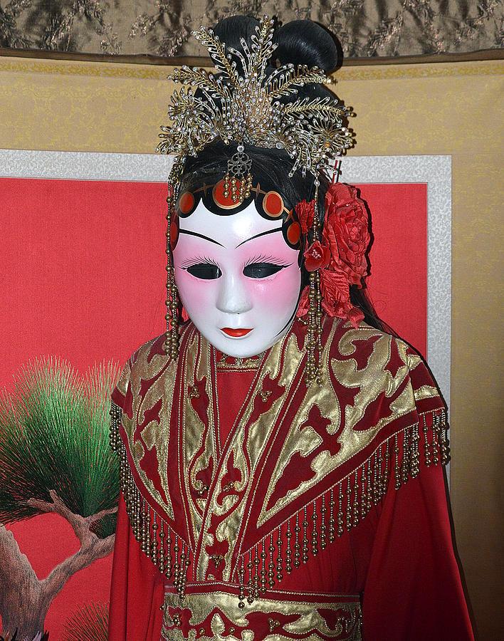 Chinese Operatic Dress by Kimberly-Ann Talbert