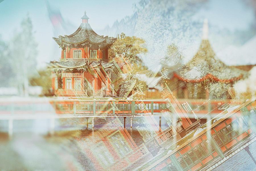 Chinese reflections. Brech, 2018. by Andriy Maykovskyi