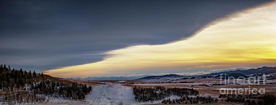 Chinook Arch by Brad Allen Fine Art