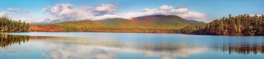 Chocorua's Autumn Blanket by MIKE MCQUADE