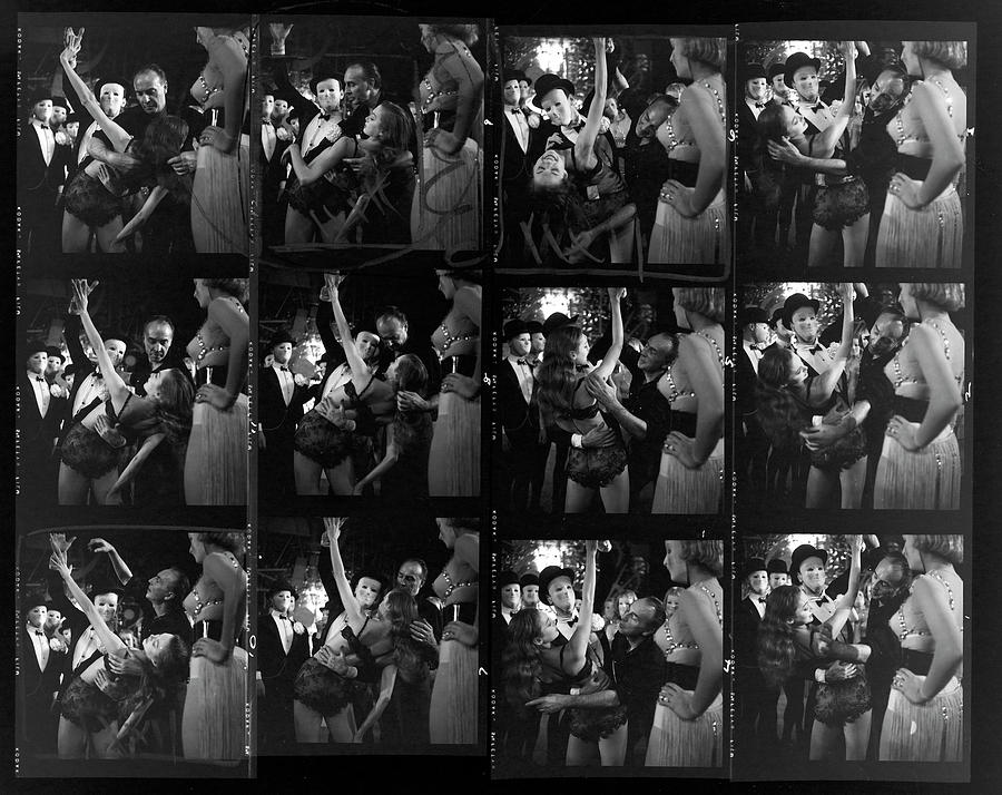 Choereographer George Balanchine Photograph by Gordon Parks