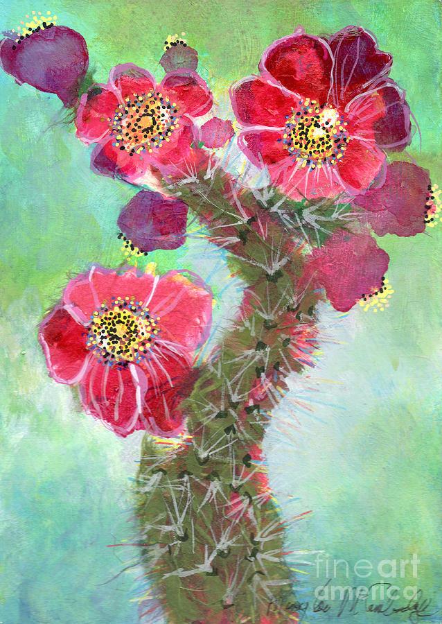 Cholla  by Mary Lou McCambridge