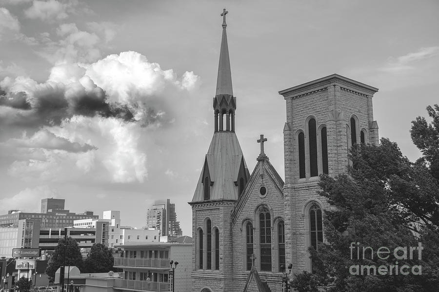 Christ Church Cathedral  by FineArtRoyal Joshua Mimbs