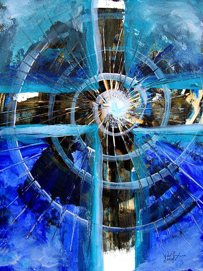 Christ, Now by J Vincent Scarpace