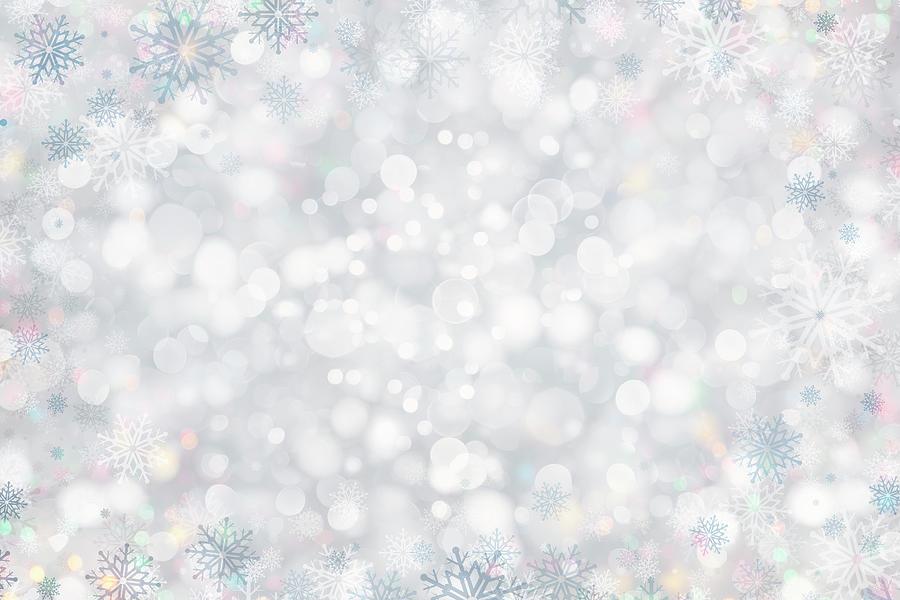 Christmas Background Photograph by Sbayram