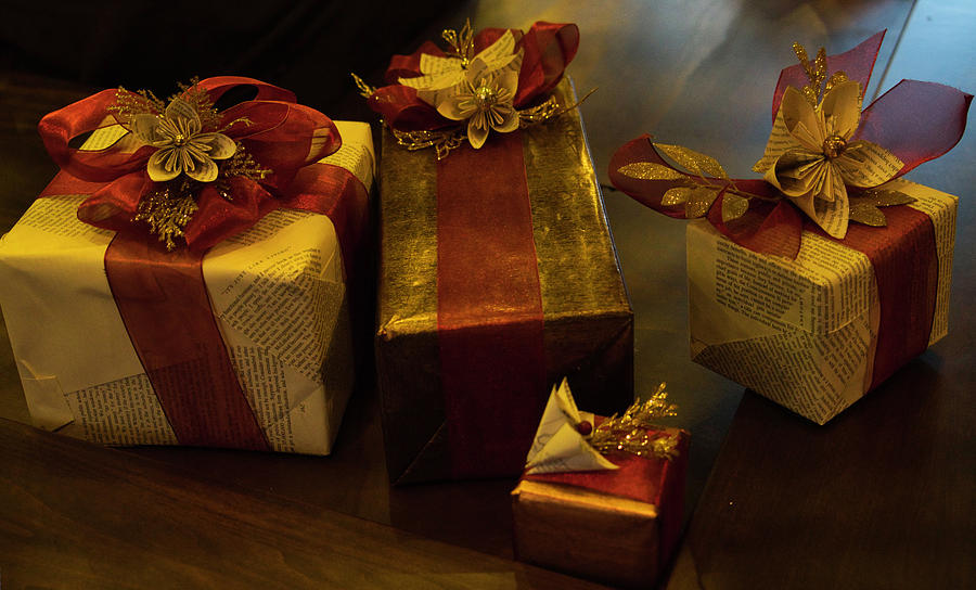 Christmas Gifts by Suguna Ganeshan
