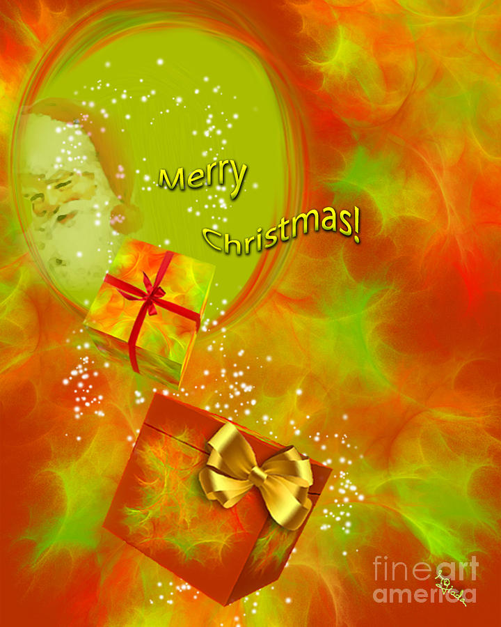 Christmas greetings by Giada Rossi