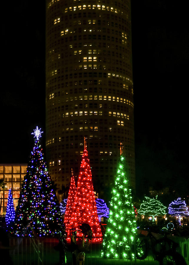 Christmas in the City by Robert Wilder Jr