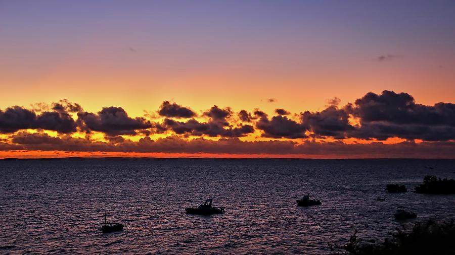 Christmas Morning Sunrise by Jeremy Hayden