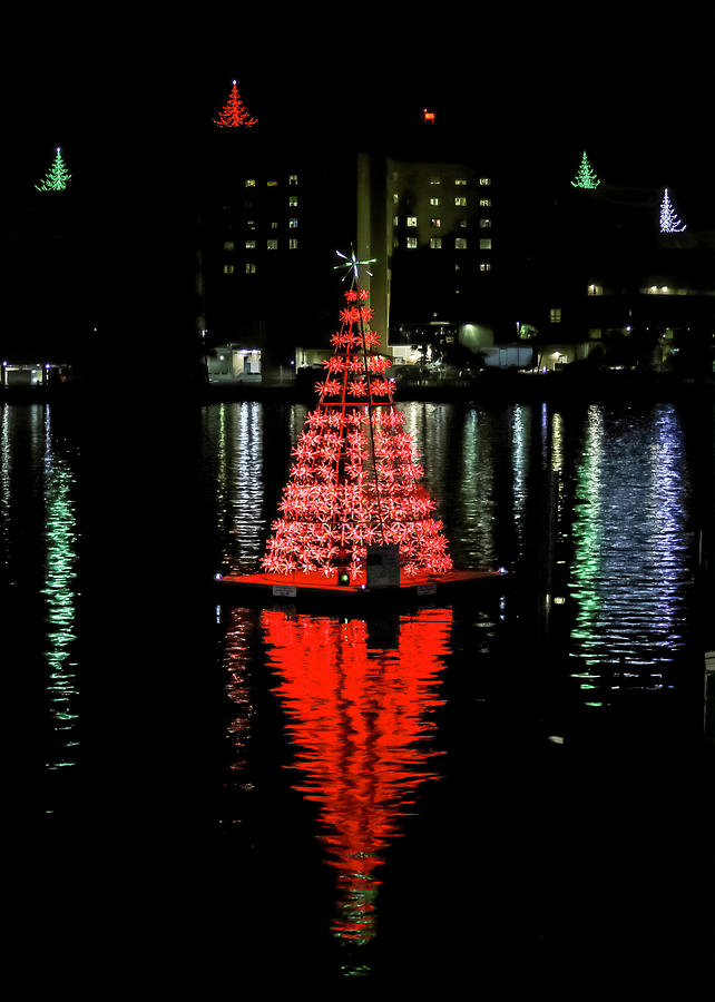 Christmas on the River by Robert Wilder Jr