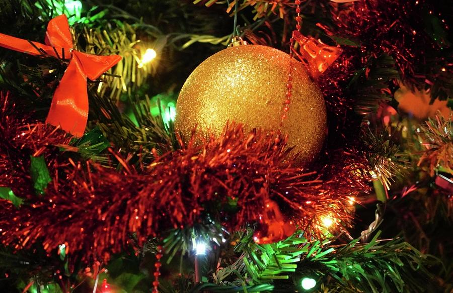 Christmas Ornaments by Suguna Ganeshan