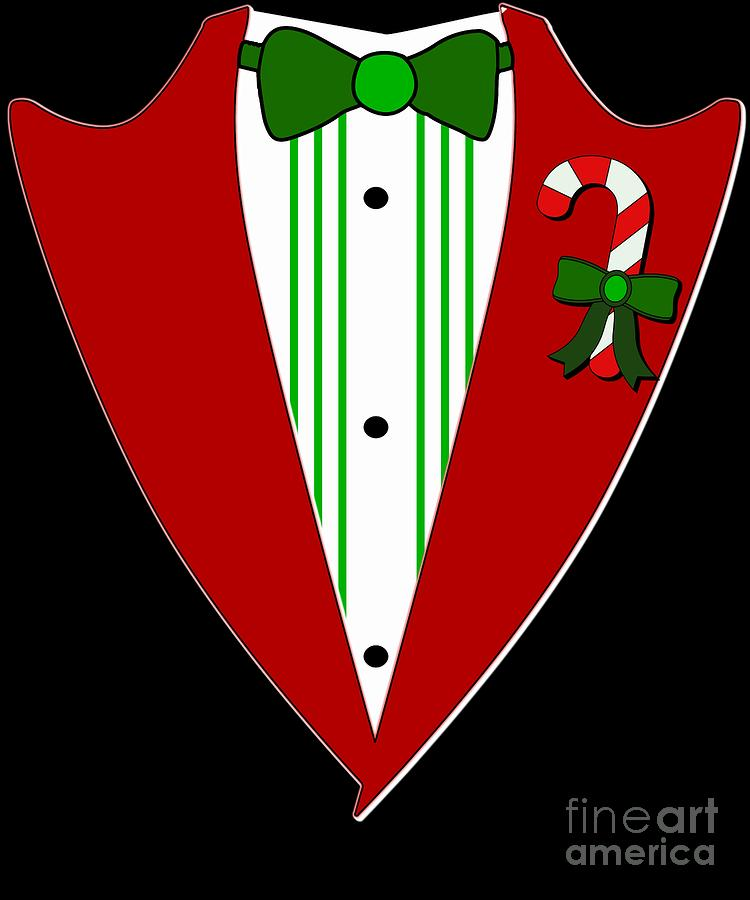 Christmas Party Tuxedo by Flippin Sweet Gear