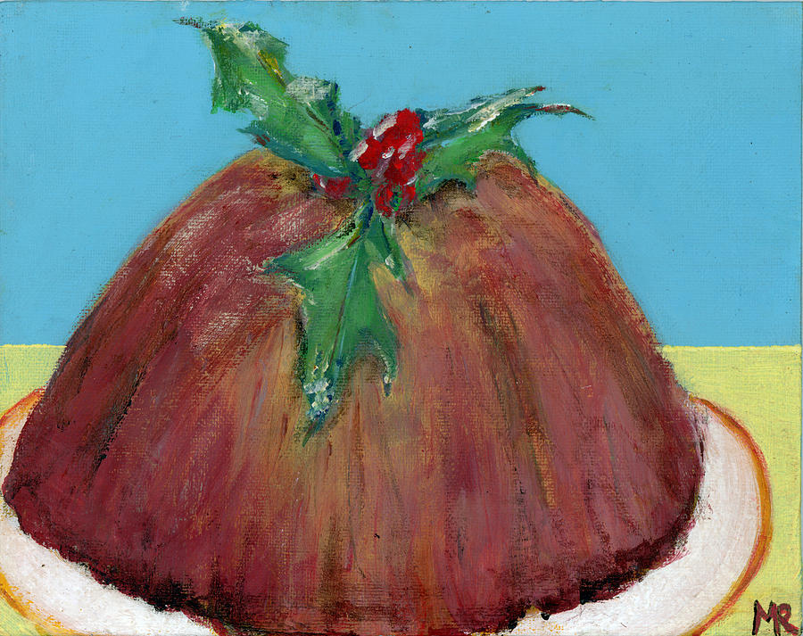 Christmas Pudding by Michelle Reeve
