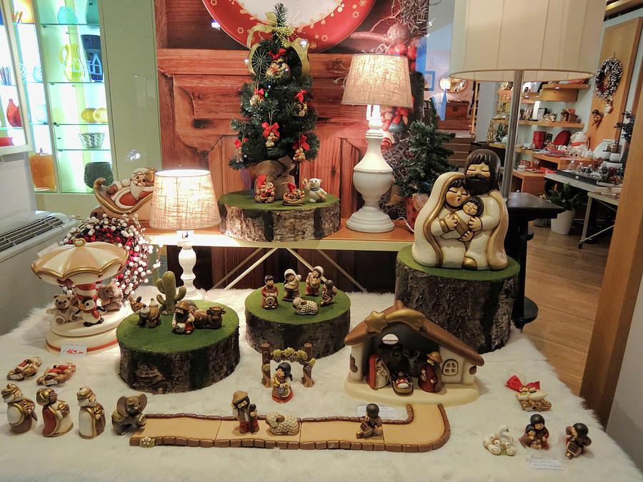 uk availability d115b 1e583 Christmas Shop Window 1 by Guido Strambio