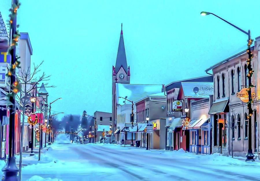 Christmas Town by Patti Raine