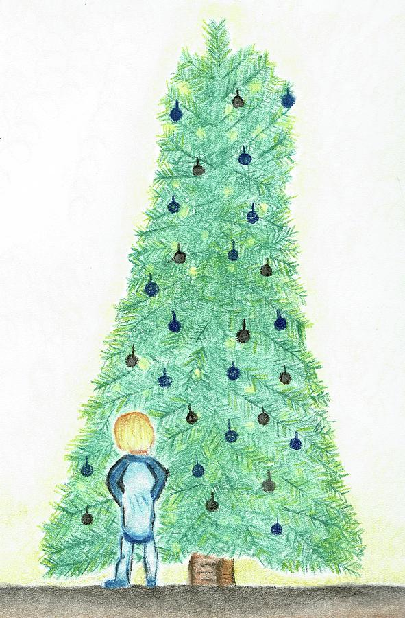 Christmas Tree by Sarah Warman