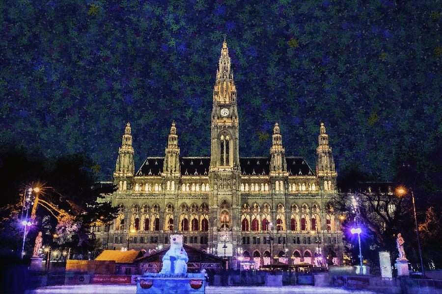 Christmas Vienna by Alex Mir