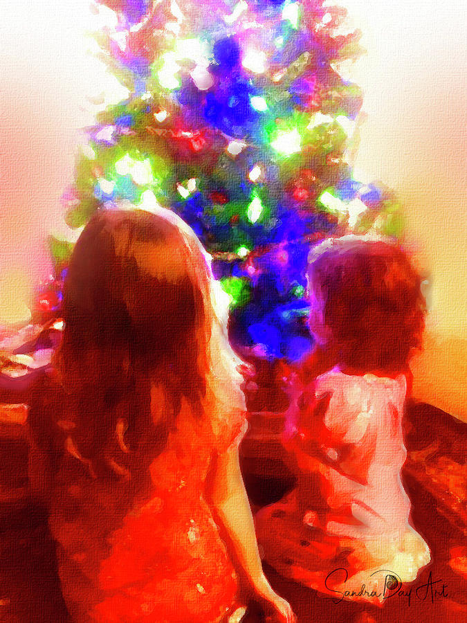 Christmas Wonder by Sandra Day