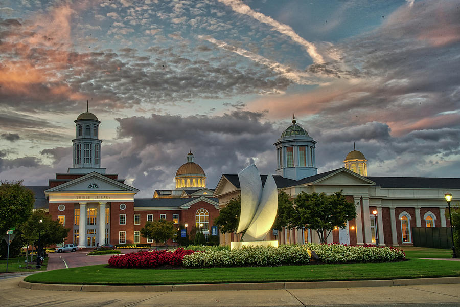 Christopher Newport University by Jerry Gammon