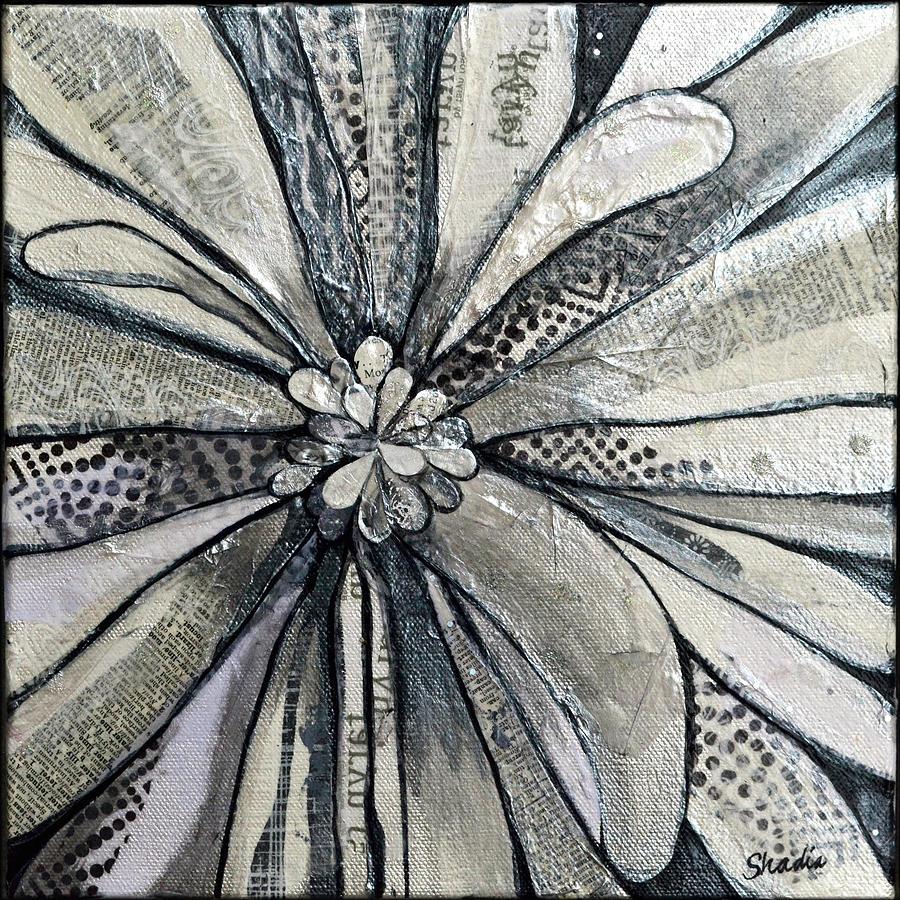 chrysanthemum I Painting