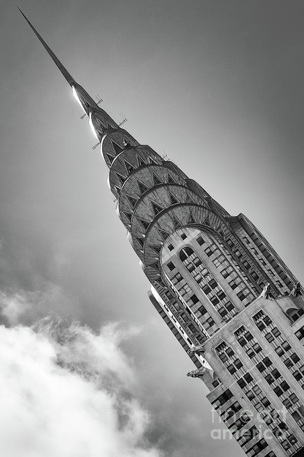 Chrysler Building by Fine Art On Your Wall