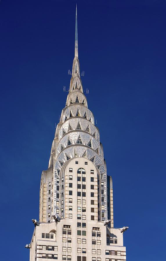 Chrysler Building, New York, Usa Photograph by Tim Graham