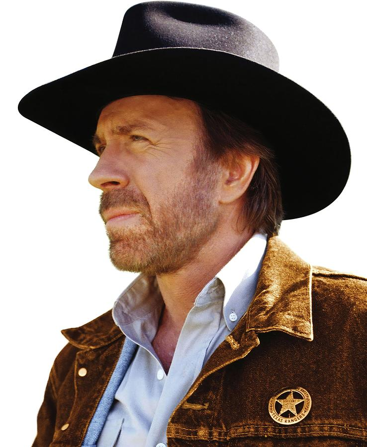 Texas Ranger Chuck Norris