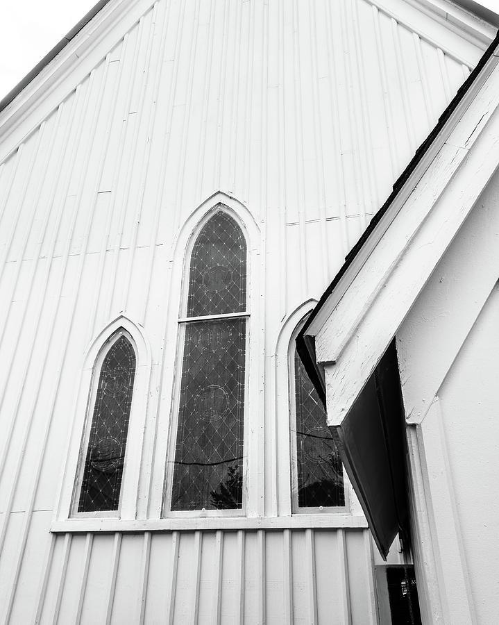 Church Detail  by Rudy Umans