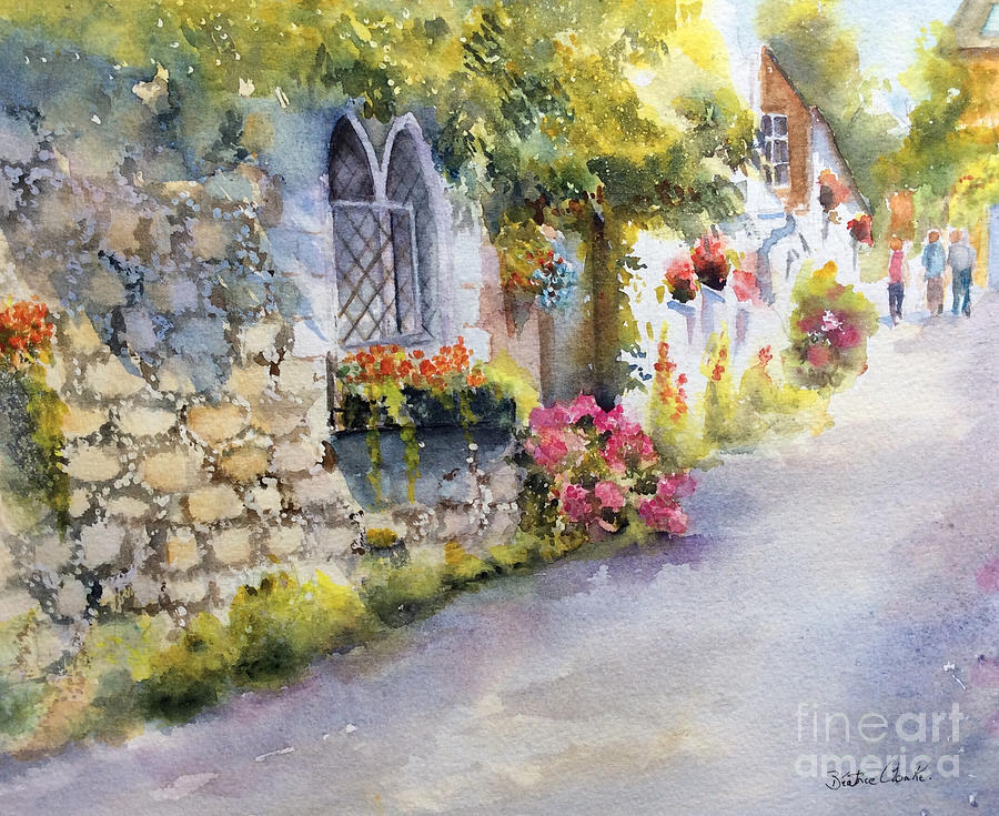 Church Hill, Hythe, Kent by Beatrice Cloake