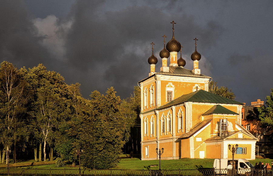 Church of St. Dimitry of the Blood, Uglich by Photos By Pharos