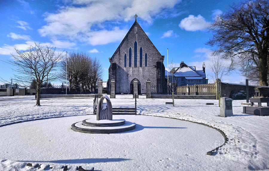 Church of the Assumption, Mooncoin  by Joe Cashin