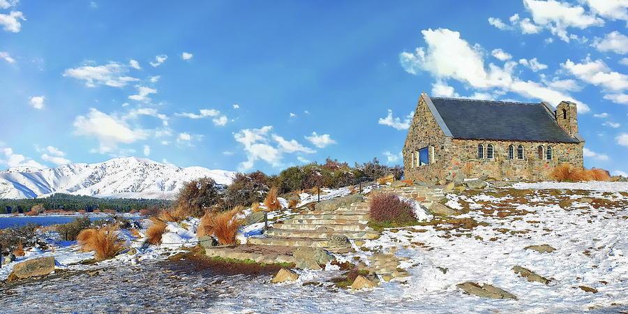 Church of the Good Shepherd by Anthony Dezenzio