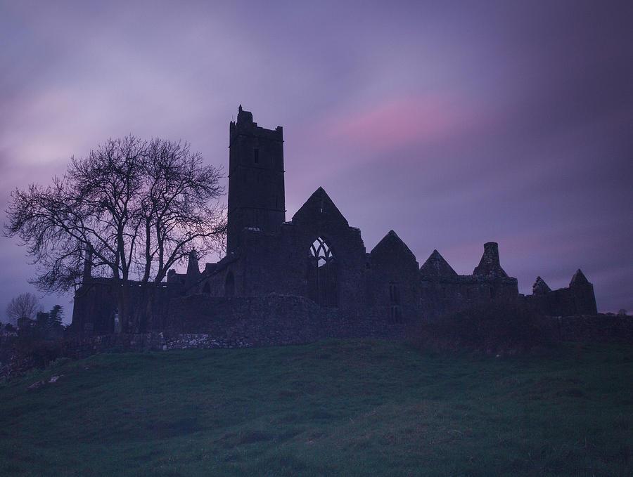 Church Photograph - Church Ruins I by Jim Sinkovic