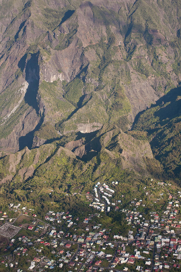 Cilaos City, Reunion Island Photograph by Travel Photographer Specialized In Asia * Sylvain Brajeul