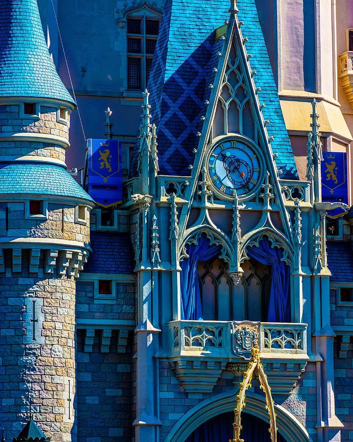 Cinderella's Castle 1 by Rodney Lee Williams
