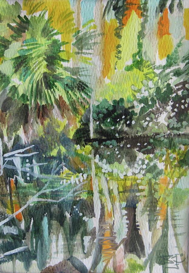 Circle B Bar  Reserve, Lakeland, FL by Jean Batzell Fitzgerald